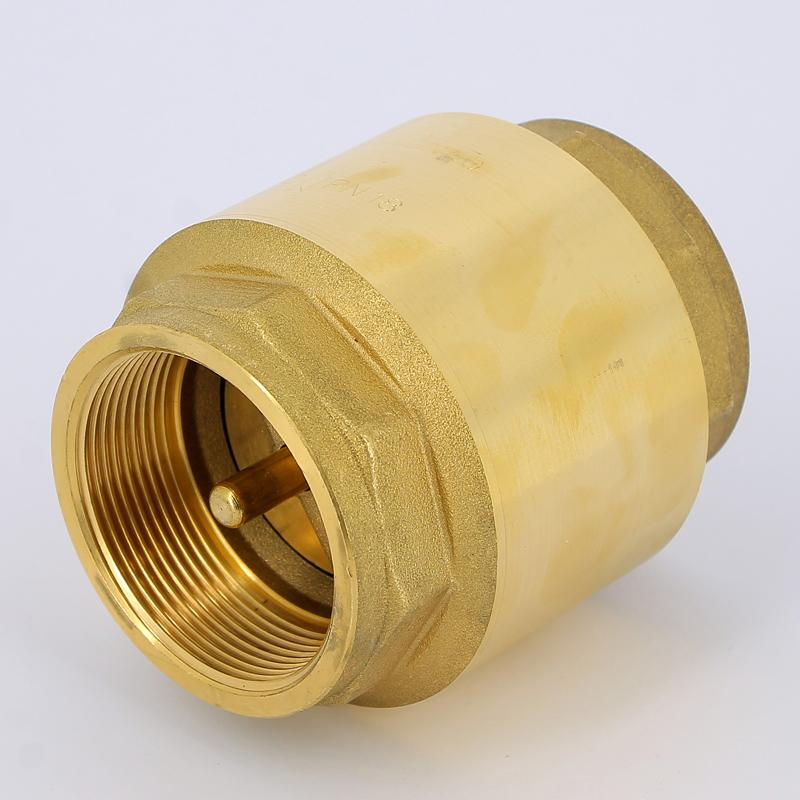 """Клапан обратный пружинный YORK с пластиковым затвором ITAP 2"""""""