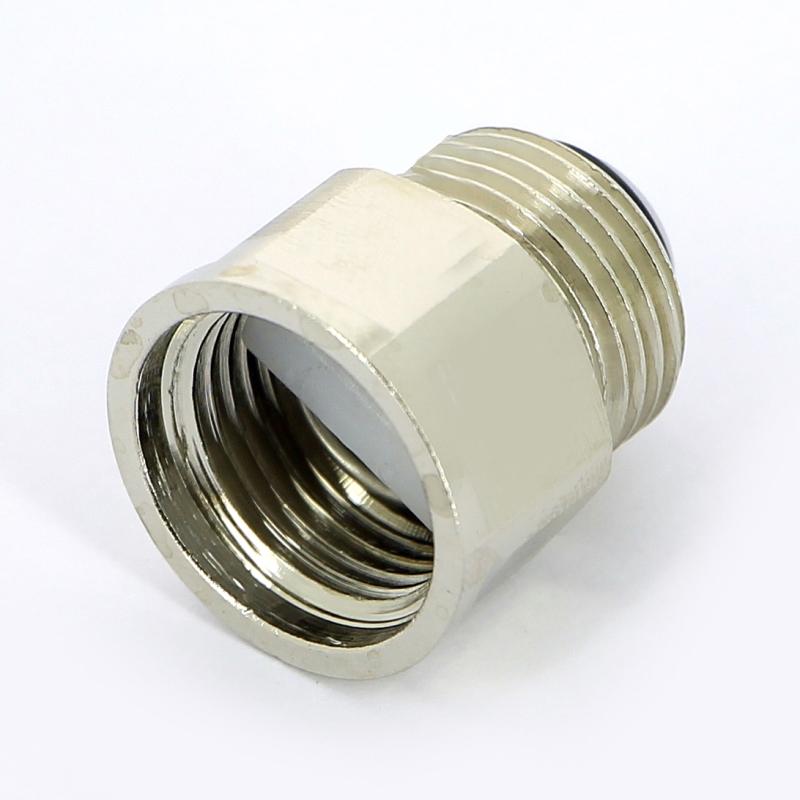"""Клапан для монтажа/демонтажа вохдухоотводчика никелированный ITAP 3/8""""х3/8"""""""