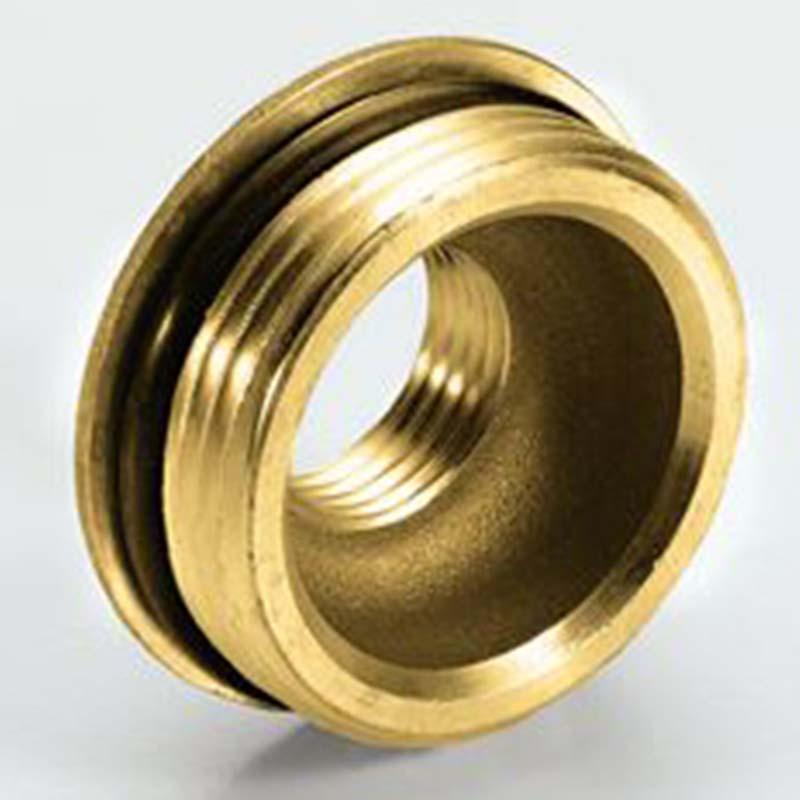 "Переходник НВ с O-ring, для торца коллектора TIEMME 3/4""x1/2"""
