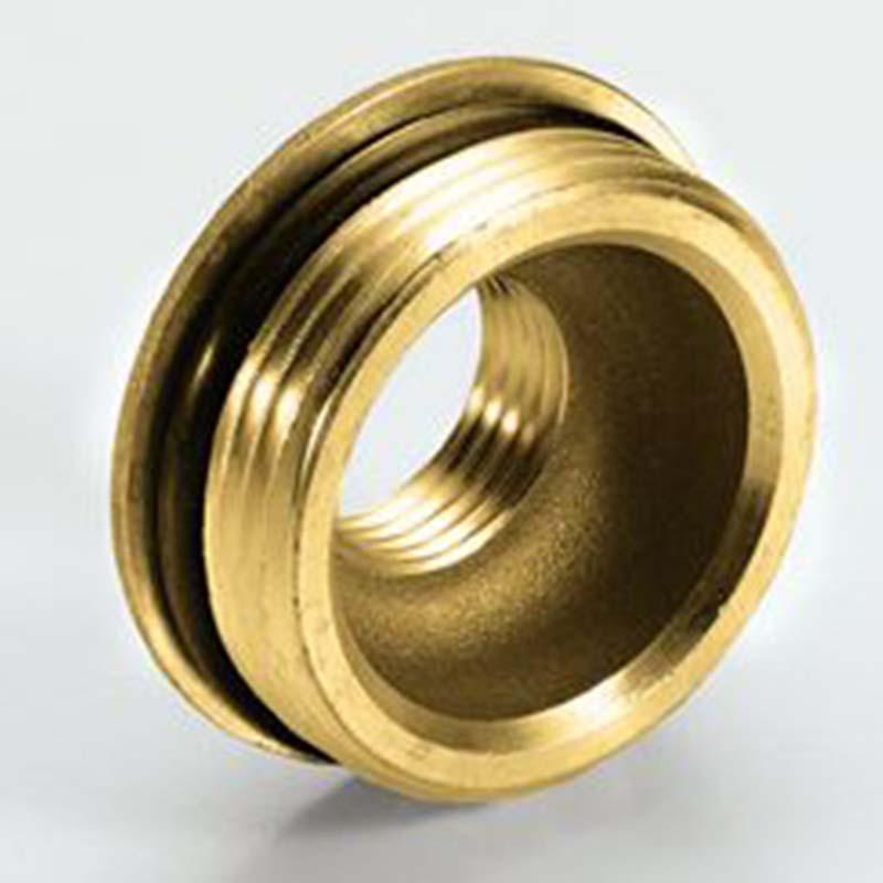 "Переходник НВ с O-ring, для торца коллектора TIEMME 1""x1/2"""