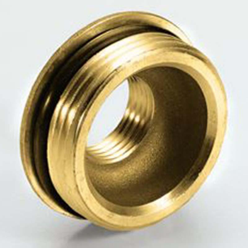 "Переходник НВ с O-ring, для торца коллектора TIEMME 1""x3/4"""