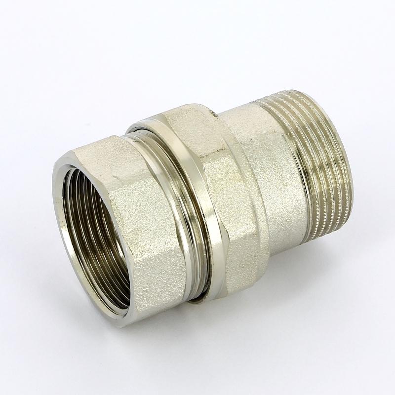 """Разъемное соединение НВ с прокладкой O-ring ITAP 1""""1/4"""