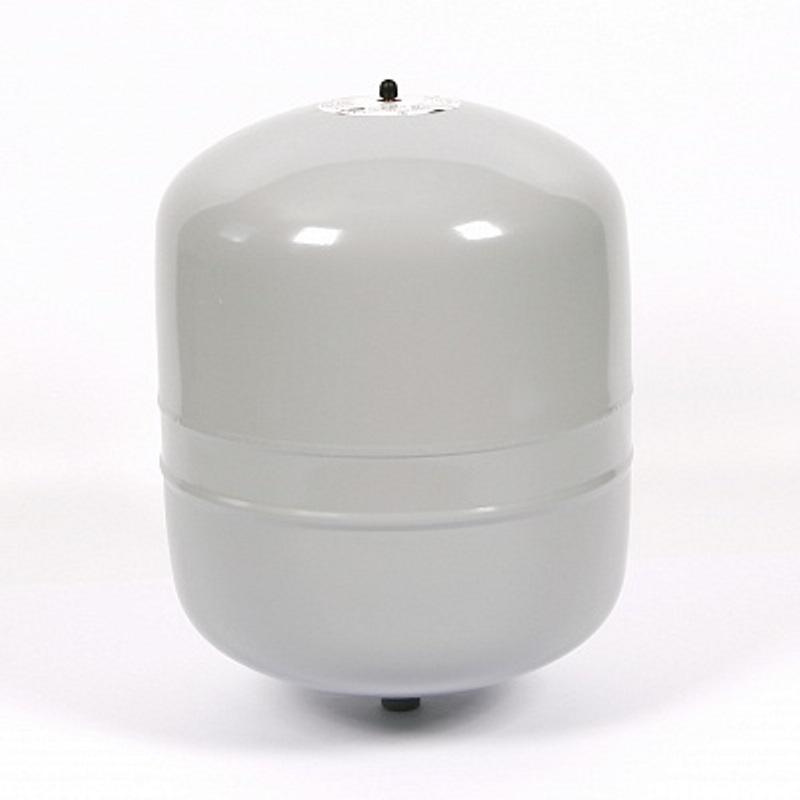 Расширительный бак серый Reflex NG для отопления 80л