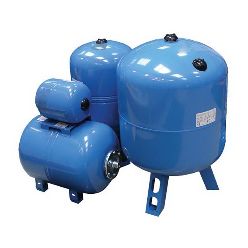 Гидроаккумулятор синий Refix DE для водоснабжения Reflex 33л