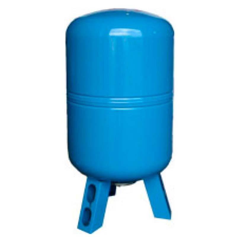 """Гидроаккумулятор WAV для водоснабжения вертикальный WESTER Line присоединение 1""""1/4 500л"""