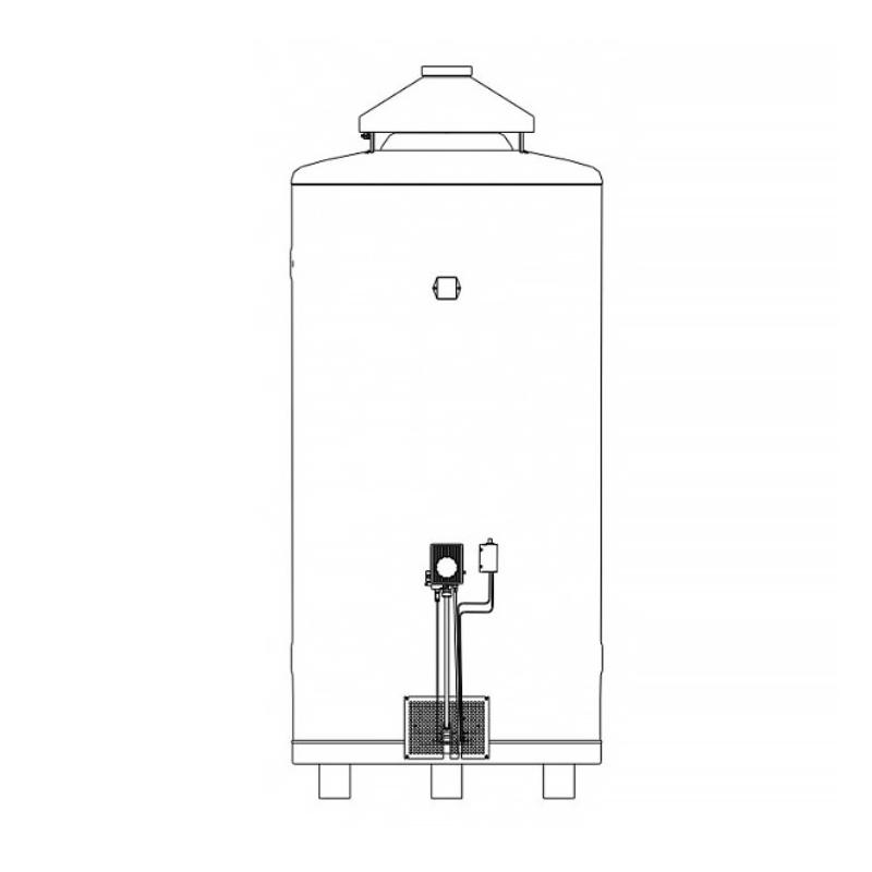 Емкостной водонагреватель BAXI SAG-3 150