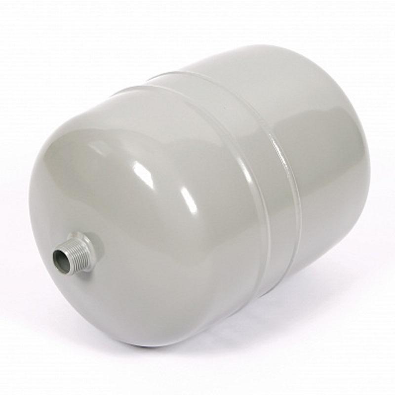 Расширительный бак серый Reflex S для отопления 400л