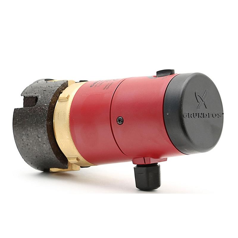 Насос UP Grundfos 15-14 BX PM со встроенным обратным клапаном