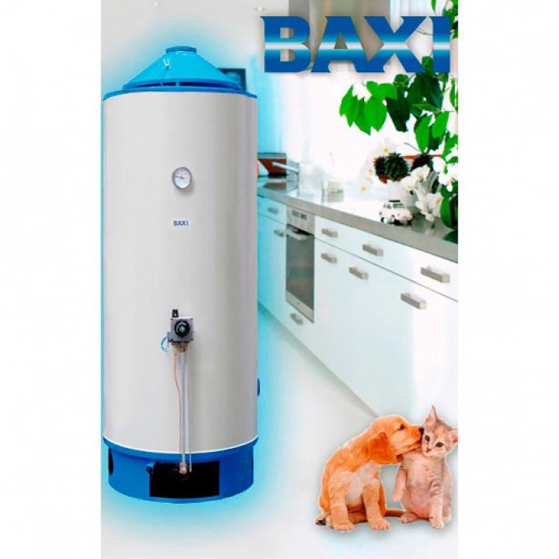 Емкостной водонагреватель BAXI SAG-3 80