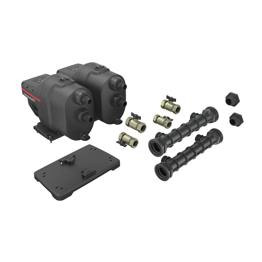 Комплект для создания сдвоенной установки SCALA1
