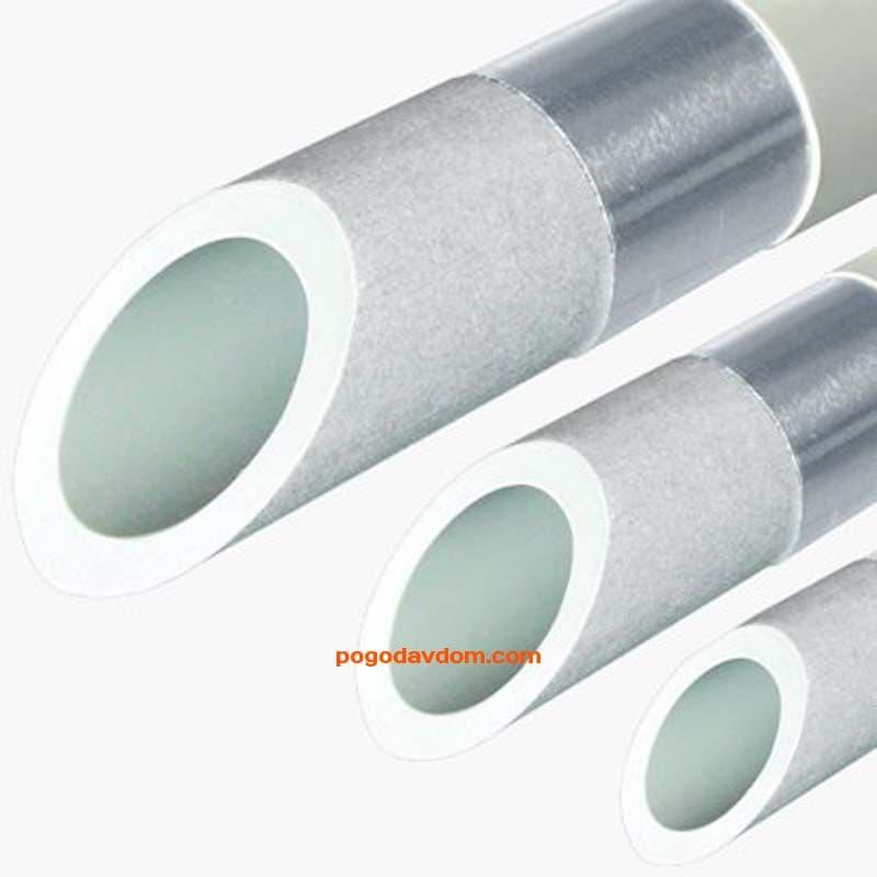 Труба Stabioxy PN20 20х2,8 с алюминиевым слоем