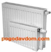 Стальной панельный радиатор Kermi  FKO 11 - 300