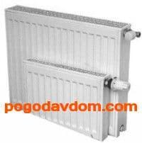 Стальной панельный радиатор Kermi  FKO 11 - 900