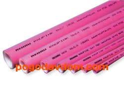 Труба Rehau Pink для систем отопления