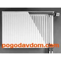 Стальной панельный радиатор Purmo CV 21 - 900