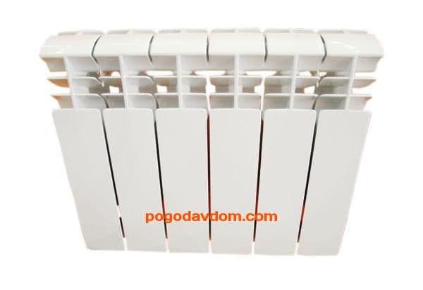 Секционный биметаллическй радиатор Radena CS 500