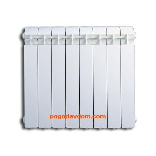 Секционный биметаллический радиатор Global Style 350