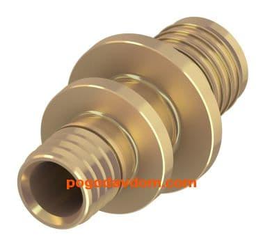 Соединения труба-труба редукционные