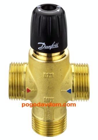 Клапан смесительный TVM-H Ду 25
