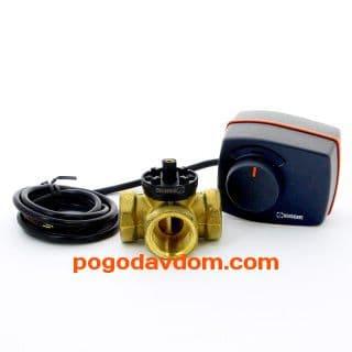 Esbe клапан 1/2 серии VRG 130 и привод ARA серии 600