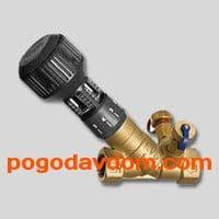 Cimberio Клапан балансировочный CIM 727 OT ручной (N 2