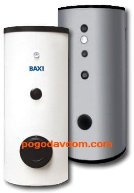 BAXI UBVT 200 SC