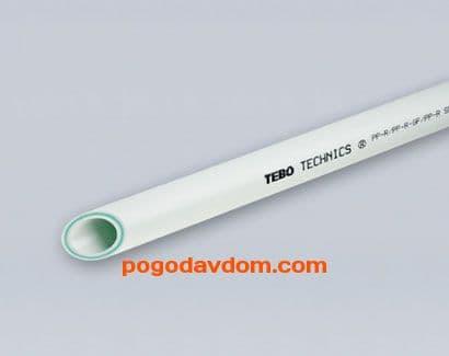 Труба Tebo  20 PN20 (стекловолокно)