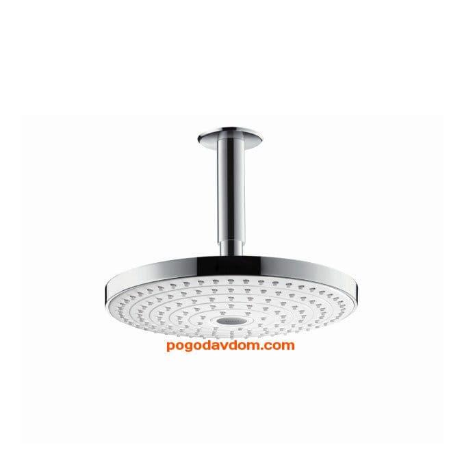 Верхний душ с потолочным держателем RAINDANCE SELECT D.24 СМ