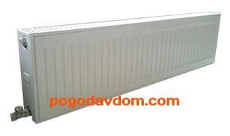 Стальной панельный радиатор Kermi  FKO 33 - 200*1100