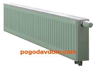 Стальной панельный радиатор Kermi  FTV 22 - 200*3000