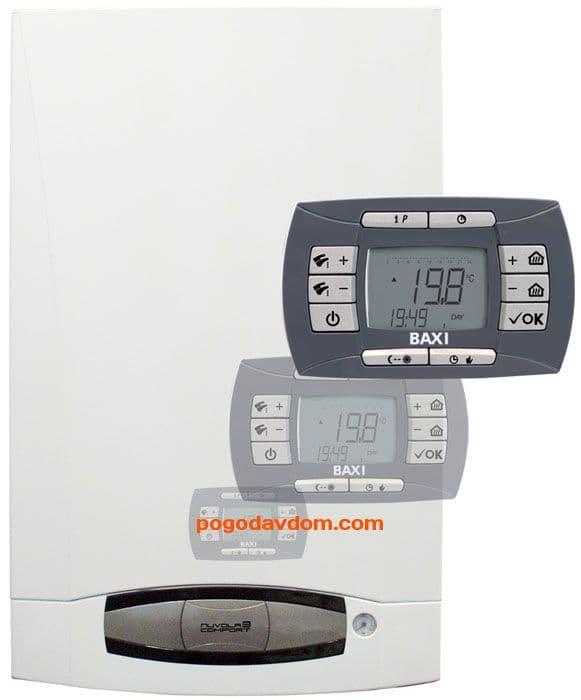 Настенный газовый котел Baxi NUVOLA-3 Comfort 280 Fi