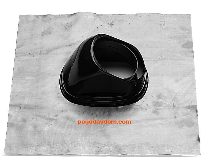 Изолирующая накладка для наклонных крыш