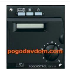 RVA 46 - Климатический регулятор для смесительных контуров LUNA HT и POWER HT