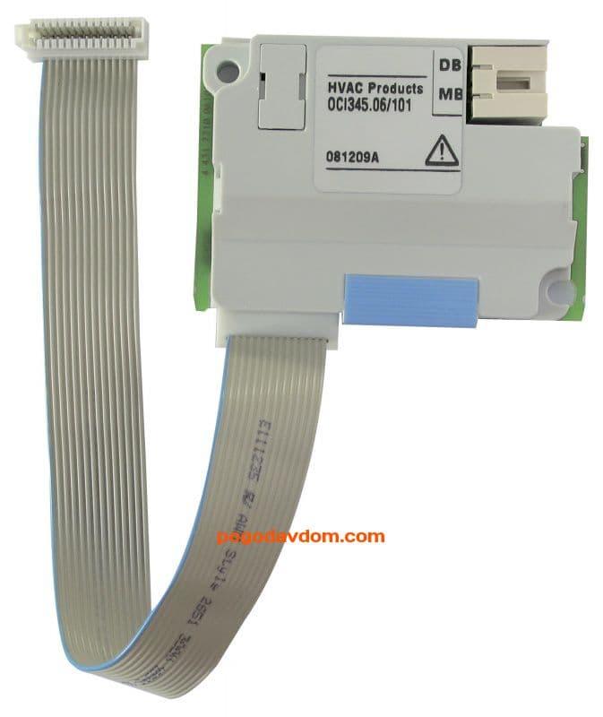 BUS-интерфейс OCI 345