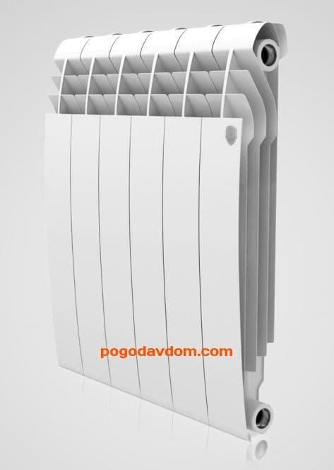 Радиатор Royal Thermo DreamLiner 500-4 секц.
