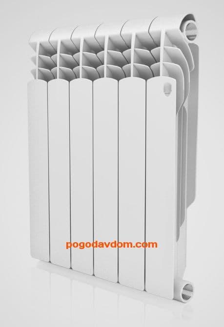 Радиатор Royal Thermo Vittoria Bimetall 350-6 секц.