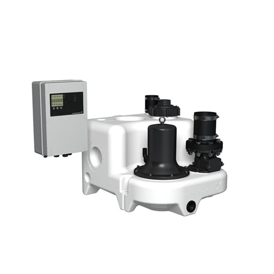 Канализационная насосная установка Grundfos MULTILIFT M.22.3.4 (4м)