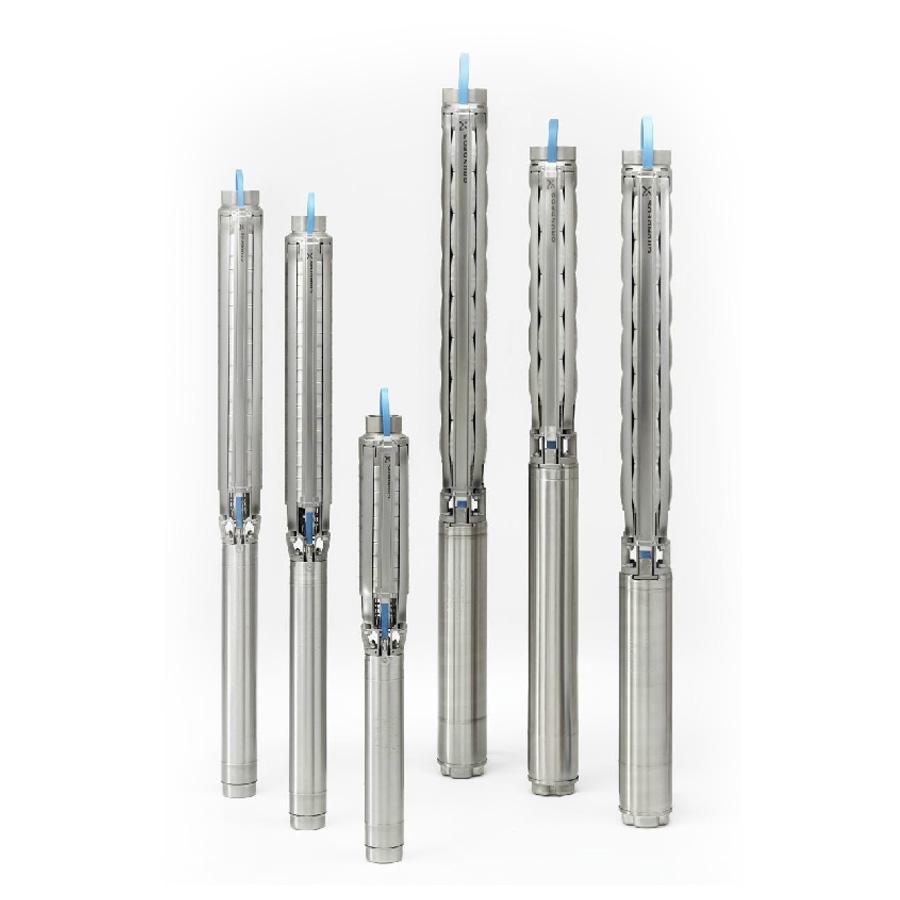 Скважинный насос Grundfos SP 3A-6 3x400В