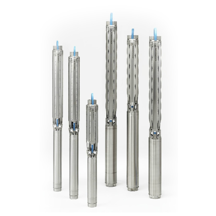 Скважинный насос Grundfos SP 3A-15 3x400В