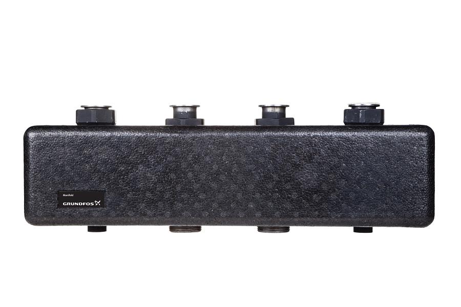 Коллектор двухконтурный Heatmix без гидроразделителя