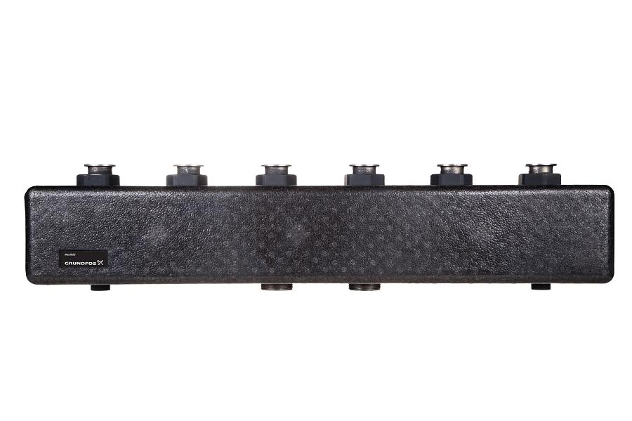 Коллектор трёхконтурный Heatmix без гидроразделителя