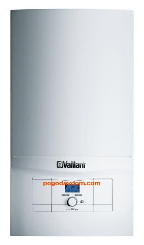 Настенный газовый котел Vaillant atmoTEC plus VU 280/5-5