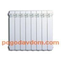 Секционный биметаллический радиатор Global STYLE 350 - 3