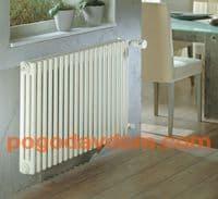 Радиатор Zehnder Charleston Completto 3050/20 1/2'